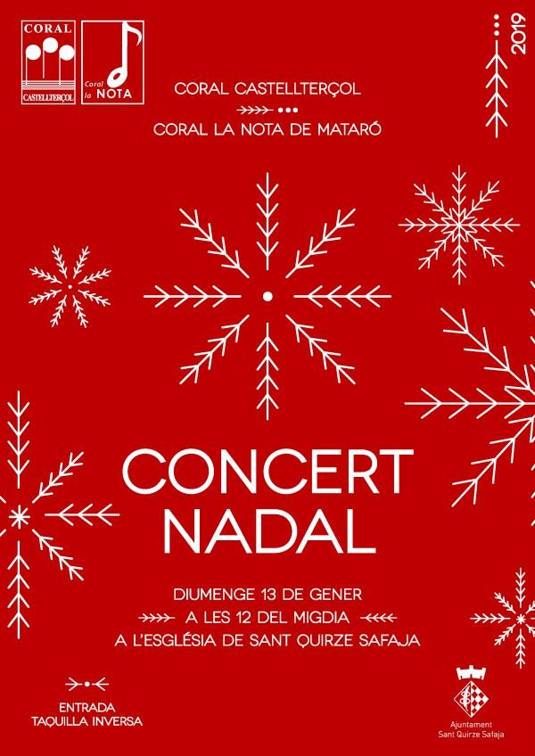 Concert de Nadal a SQS
